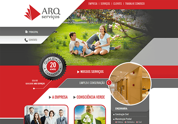 Website Arqgraph