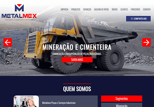 Website Metalmex